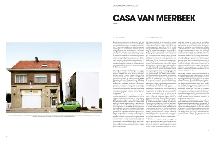 15 INT House Van  Meerbeek.indd